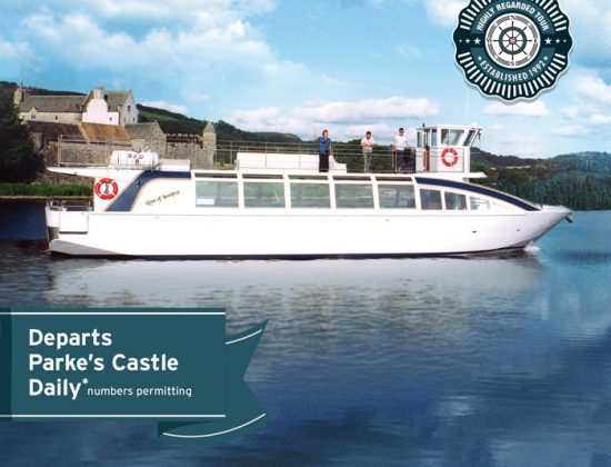 The Rose of Innisfree Tourboat